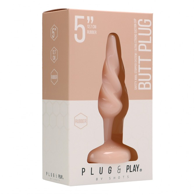 TOYJOY PENIS SLEEVE POWER STRETCHY CLEAR