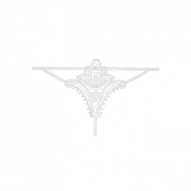 KINBAKU RESTRICTION ROPE 5 METERS WHTE