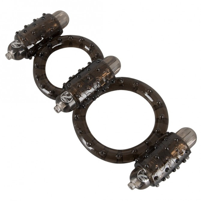 ERECTION CLEAR RINGS PENIS RINGS
